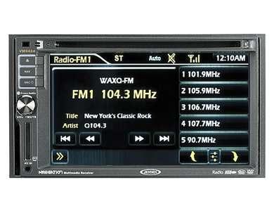 VM9424Jensen VM9424 CD/MP3/DVD/iPod Player w/ Navigation