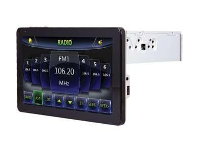 Power acoustik 10 inch screen