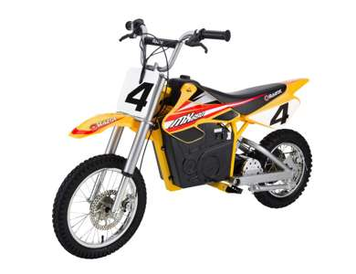 Razor Mx650 Dirt Rocket 36v Electric Motorcycle Bike