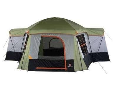 Swiss Gear Montreaux  Person Tent  Room Family Cabin