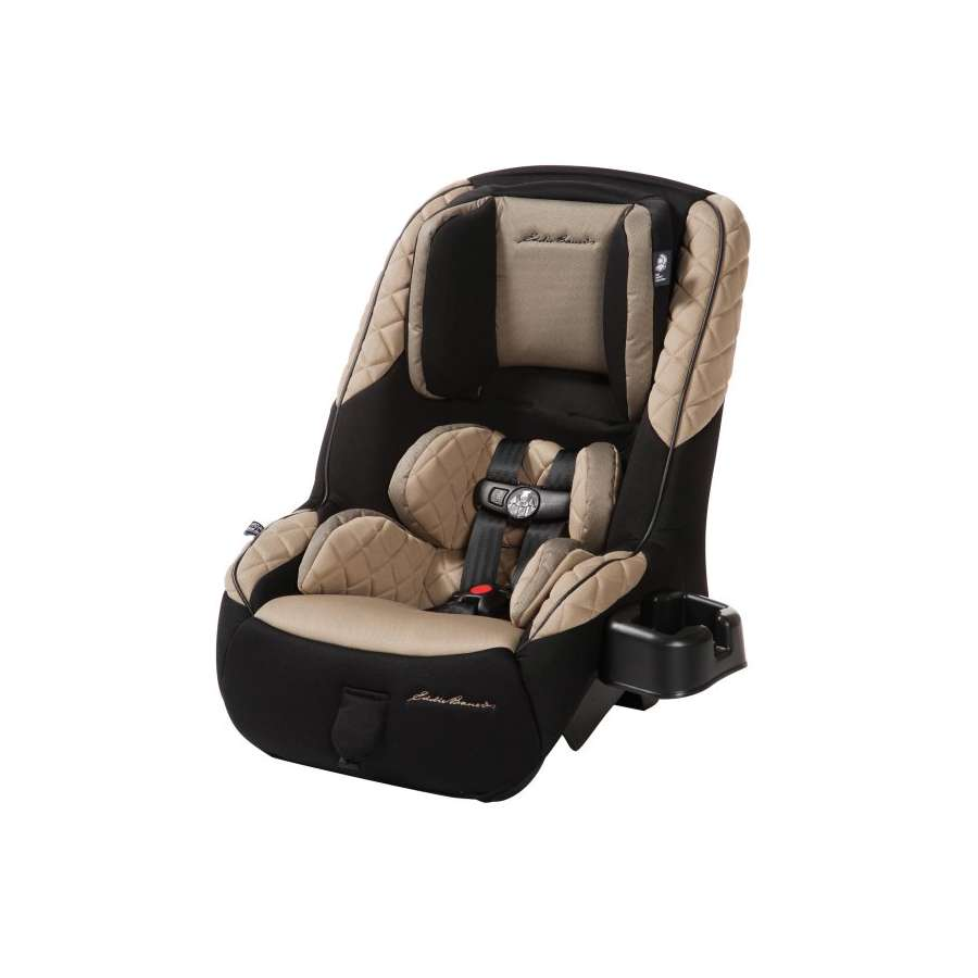 eddie bauer xrs 65 infant convertible car seat archive brown new ebay. Black Bedroom Furniture Sets. Home Design Ideas