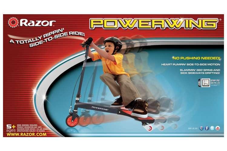 20036058�Razor PowerWing Scooter