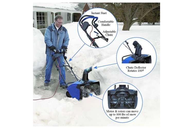 SJ620�Snow Joe Ultra Electric Snow Blower | SJ620