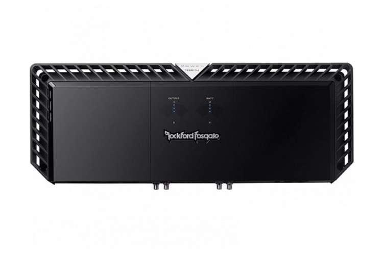 T2500-1BDCP�Rockford Fosgate T2500-1BDCP 2500 Watt Mono-Block Car Audio Amplifier
