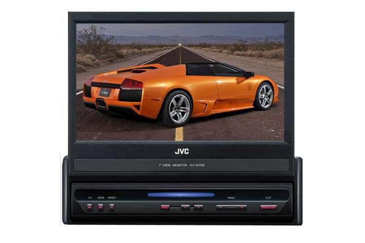 KV-M706�JVC 7-Inch LCD TFT Wide Screen Monitor