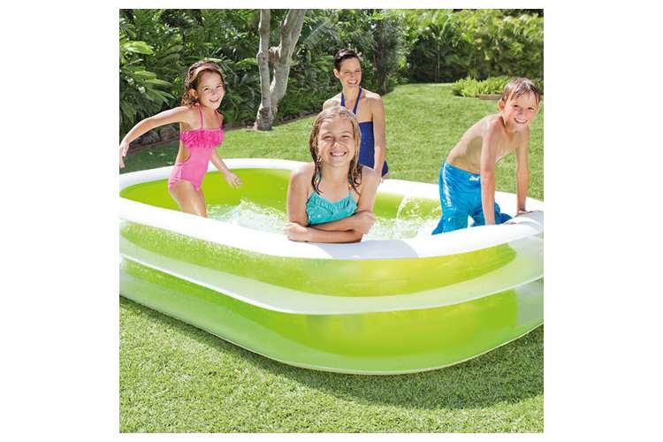 56483EP�Intex Swim Center Inflatable Family Swimming Pool