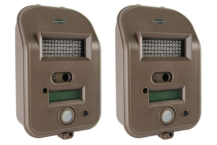 DGS-I40C�Moultrie I-40 Classic Game Spy Infrared Digital Trail Game Cameras (Pair)