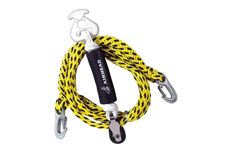 Airhead Tow Harness Ski Wakeboard Centering Towables Pulley