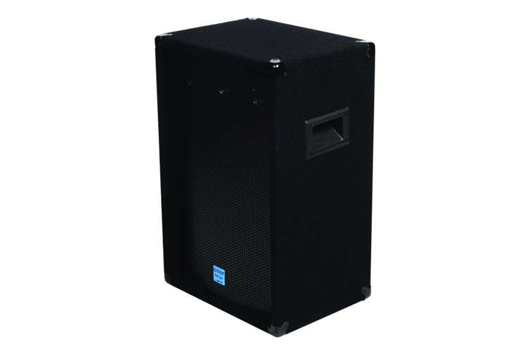 "GSM-1260�Gemini GSM1260 12"" 800W Pro DJ Stage Speakers w/ 3-Way Passive Crossovers (Pair)"