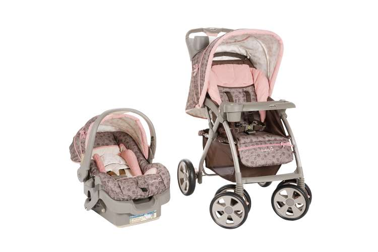 TR162LXI�Safety 1st EuroStar Stroller with Seat