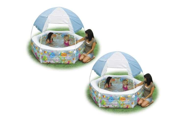 57493E�Intex Ocean Reef Inflatable Pool (Pair)