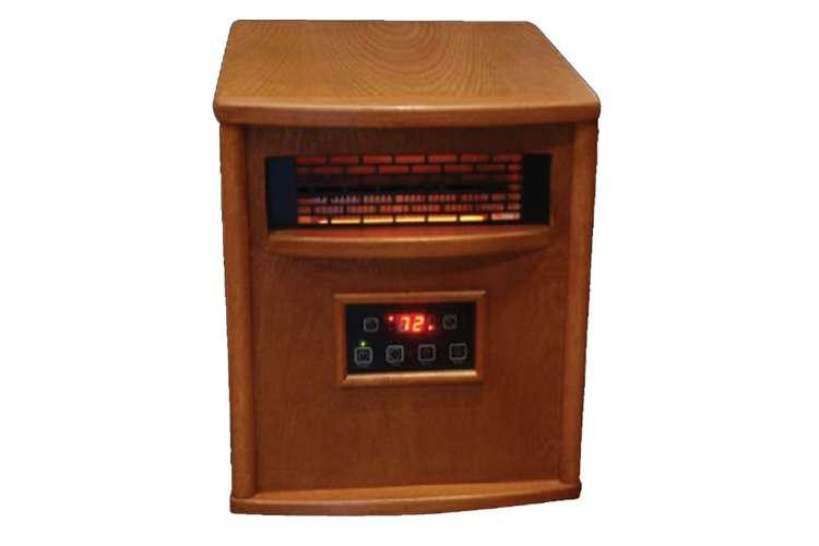 RB-LS-500-1WP�Lifesmart LS-500-1WP 1500W Infrared Quartz Electric Heater (Refurbished)