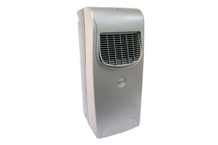 MF9000-SILVER-RB�Amcor 9,000-BTU Portable Air Conditioner (Silver)