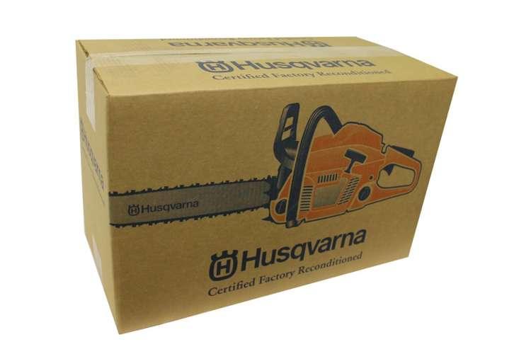 445-BRC-RB�Husqvarna 445 18-Inch 45.7cc Gas Powered Chainsaw (Refurbished)
