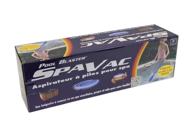 SPAVAC127�WaterTech Pool Blaster SpaVac Battery Operated Spa Vacuum Spa (Pair)