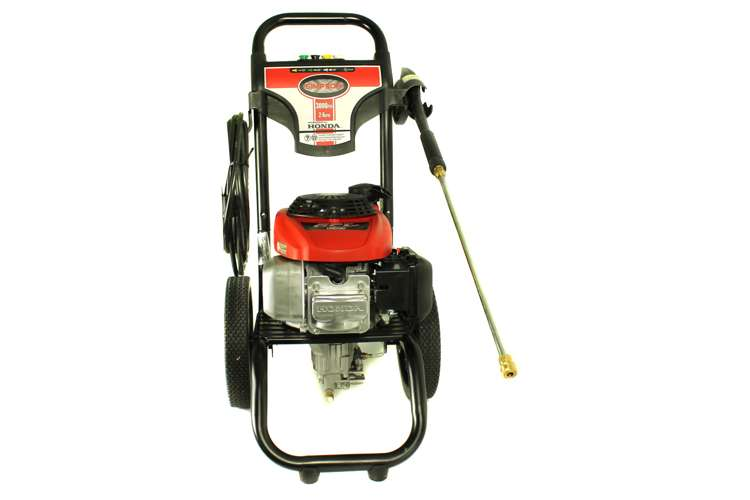 Simpson MSV3024 3000 PSI Gas-Powered Pressure Washer ...