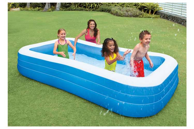 "58484EP�Intex Swim Center Family Swimming Pool - 72"" x 120"" | 58484EP"