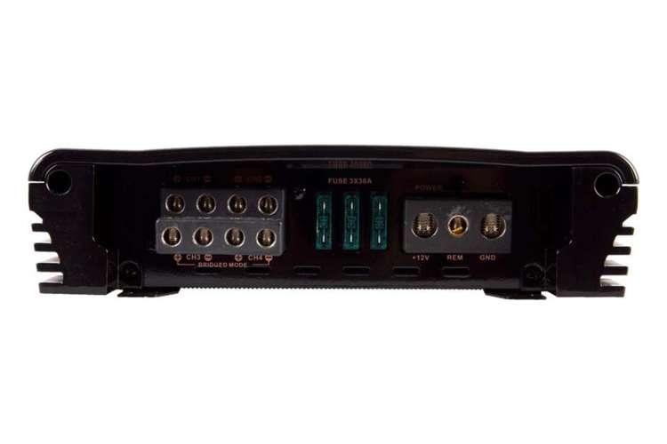 BK800.4�Precision Power Black Ice Ppi BK800.4 800W 4 Channel Amplifier