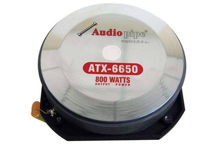 ATX6650�Audiopipe ATX-6650 1600W Titanium Super Tweeters (Pair)