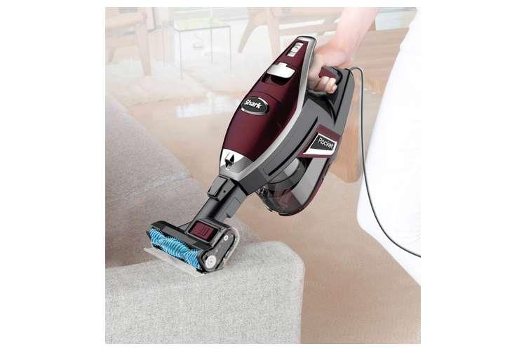 shark rocket truepet ultra light upright vacuum cleaner. Black Bedroom Furniture Sets. Home Design Ideas